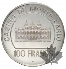 1977(ND)-CASINO DE MONTE CARLO 100 FRANCS