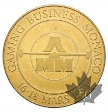 MONACO-GAMING BUSINESS-16-18 MARS 1993