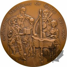 MEDAILLE-BRONZE-MUSEE-NATIONAL-80mm