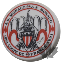 MONACO-PIN-1991-COUPE-DE-FRANCE-AS-MONACO