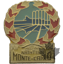 MONACO-PIN-MEETING-NATATION-1994
