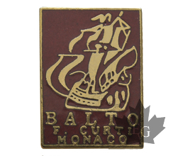 MONACO-PINS-BALTO-F-CURTI