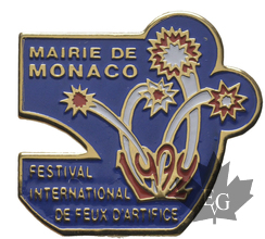 MONACO-PIN-FEUX-D'ARTIFICE