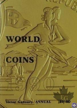 World Coins 1990