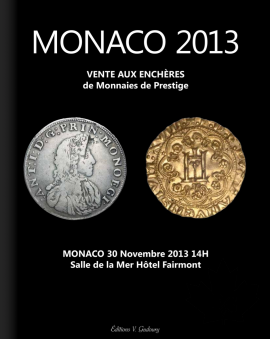 2013 CATALOGUE-VENTE AUX ENCHERES