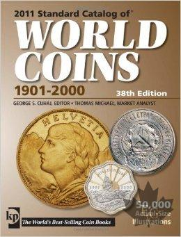 WORLD COINS-1901-2000