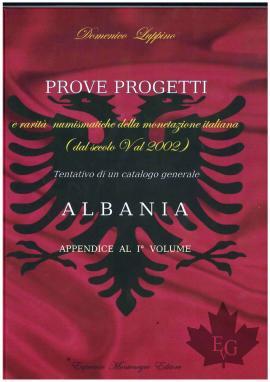 PROVE E PROGETTI-ALBANIA-Appendice al Volume I