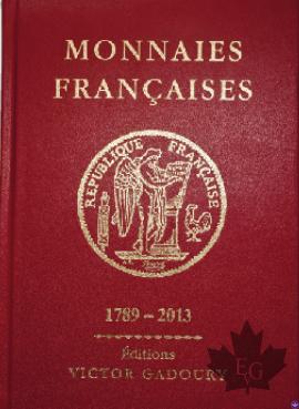 MONNAIES FRANCAISES 1789-2013