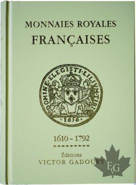 Monnaies royales francaises 2012