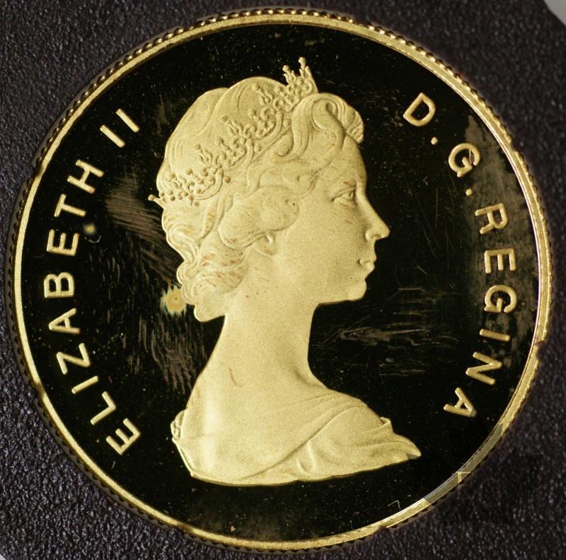 Monete canada 1979 100 dollars