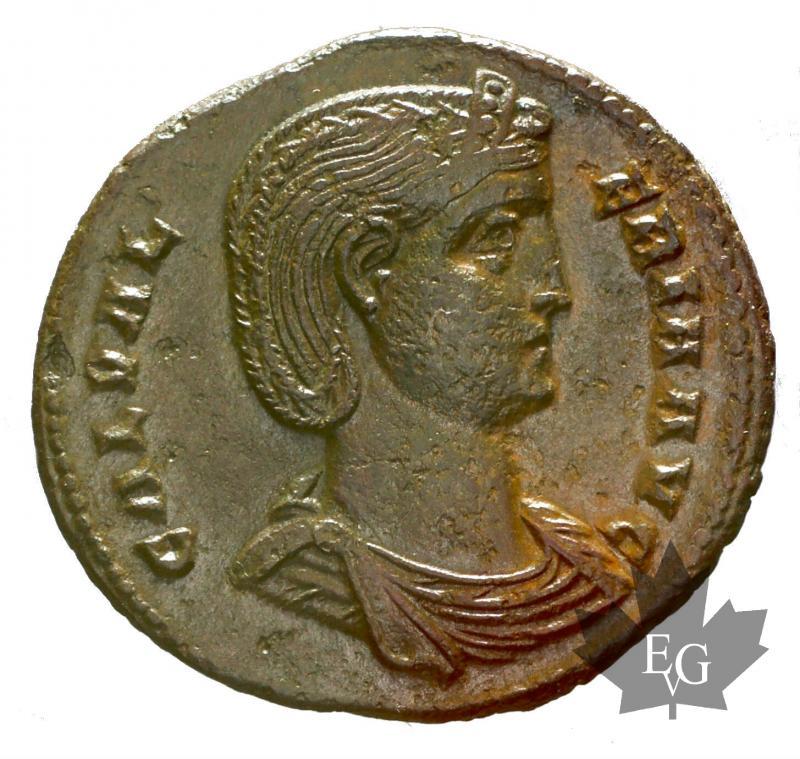 Galeria Valeria: ROME-FOLLIS-GALERIUS POUR GALERIA VALERIA-305-311