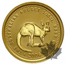 AUSTRALIE-2006-15 DOLLARS-PROOF