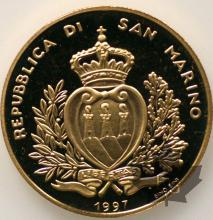 SAINT MARIN-1997-5 SCUDI-PROOF