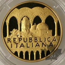 ITALIE-1998-50.000 LIRE OR