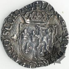 FRANCE-1560-Teston-François II