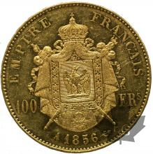 FRANCE-1856A-100 FRANCS-prSUP