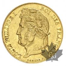 FRANCE-1844A-20 FRANCE-LOUIS PHILIPPE-SUP