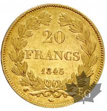 FRANCE-1845W-20 FRANCE-LOUIS PHILIPPE-prSUP