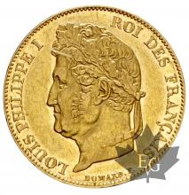 FRANCE-1847A-20 FRANCE-LOUIS PHILIPPE-TTB-SUP