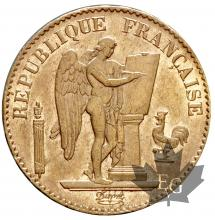FRANCE-1888-20 FRANCS-III REPUBLIQUE-TTB-SUP