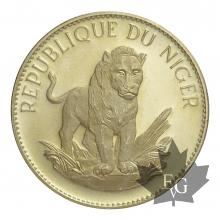 NIGER-1968-50 FRANCS-PROOF