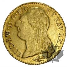 FRANCE-1788D-LOUIS XVI-1774-1793-LOUIS OR-TTB-SUP