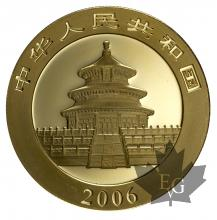 CHINE-2006-500 YUAN-PROOF