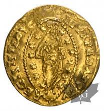 ITALIE-VENISE-1559-1567-ZECCHINO-GEROLAMO PRIULI-TTB
