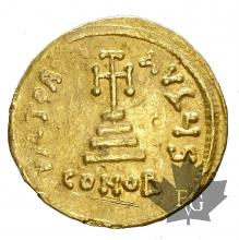 Byzantine-0641-0668-Solidus-Constans II-qSUP--