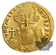 Byzantine-0641-0668-Solidus- Constans II -qSUP