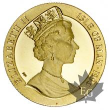 ISLE OF MAN-1993-1/10 ANGEL-PROOF
