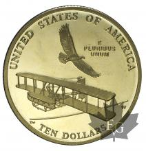 USA-2003-10 DOLLARS-PROOF