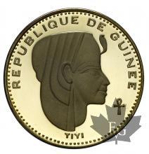 REPUBLIQUE DE GUINÉE-1970-5000 FRANCS-TIYI-PROOF