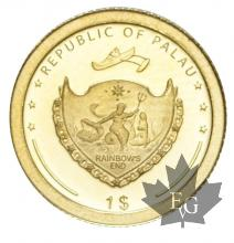 PALAU-2006-1 DOLLAR-PROOF