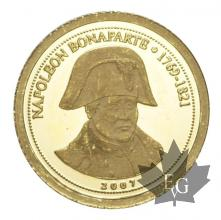 CONGO-2007-1500 FRANCS-PROOF