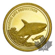 PALAU-2008-1 DOLLAR-PROOF