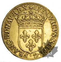 FRANCE-1641A-ECU D'OR-TTB-SUP