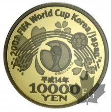 JAPON-2002-10.000 YEN-PROOF