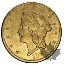 USA-1876S-20 DOLLARS LIBERTY HEAD-TTB