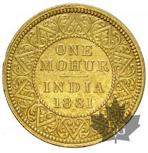 INDE-1881-ONE MOHUR-SUP