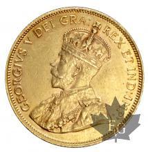 CANADA-1912-10 DOLLARS-GEORGE V-SUP+