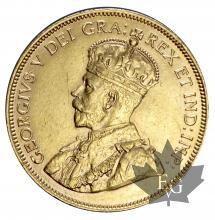 CANADA-1913-10 DOLLARS-GEORGE V-SUP