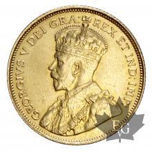 CANADA-1912-5 DOLLARS-GEORGE V-prSUP