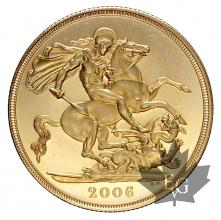 GRANDE BRETAGNE-2006-2 POUNDS-PROOF