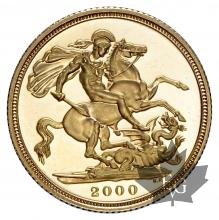 GRANDE BRETAGNE-2000-SOVEREIGN-PROOF