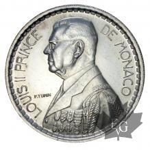 MONACO-1945-20 FRANCS ESSAI-SUP-FDC