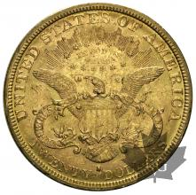 USA-1879S-20 DOLLARS-LIBERTY HEAD-prSUP