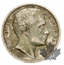 ITALIE-1902R-2 LIRE-VITTORIO EMANUELE III-TTB