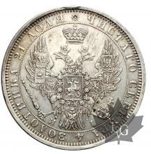 RUSSIE-1854-Rouble-TTB