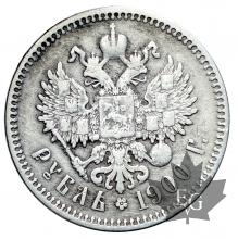 RUSSIE-1900-ROUBLE-TTB